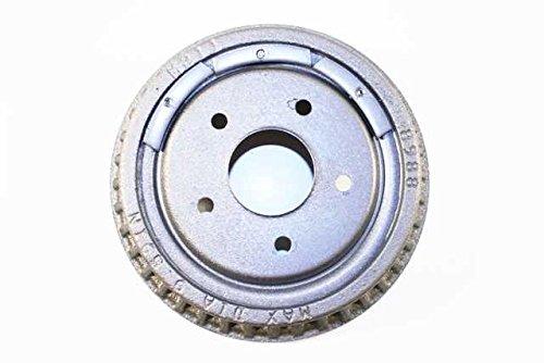 Prime Choice Auto Parts D9990 New Rear Brake Drum
