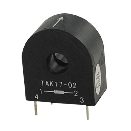 uxcell TAK17-02 Epoxy Resin Embedding Precision Current Transformer Sensor