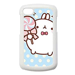 Generic Nice Back Phone Covers For Children With Molang Rabbit For Q10 Blackberry Choose Design 2