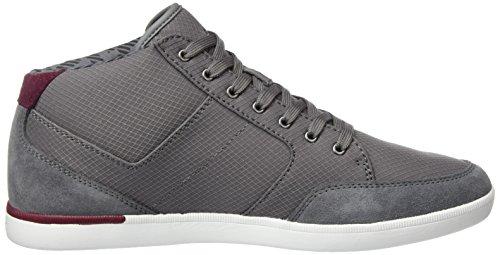 Grigio Grey Uomo Sde Maroon Sneaker Grau Rip Sh Cheam Boxfresh Steel Alte Nyl SnqF8SBP