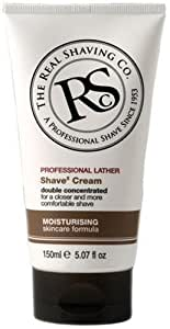 The Real Shaving Co. Shave2 Cream, Moisturising, 5.05 oz.