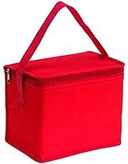 TOPICO Unisex młodzieżowe Celsjusza torby i pudełka chłodzące, czerwone, około 20,5 x 13,5 x 17 cm