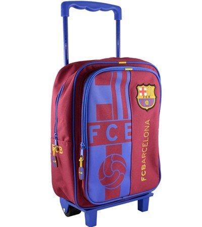 FC Barcelona Rucksack Schultasche Reisetasche mt Rollen