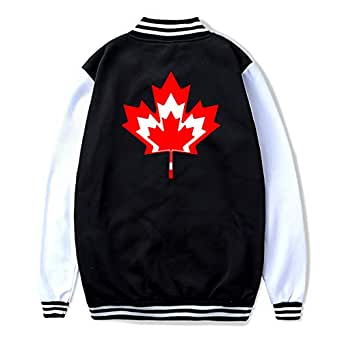 Amazon.com: Unisex Teen Baseball Uniform Jacket Canada