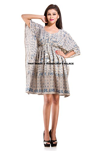 Buy hand block printed dress - 8