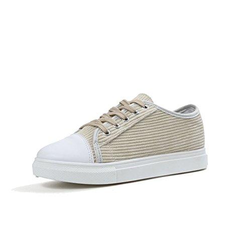 zapatos casuales/Zapatos de corte bajo/Estudiante primavera zapatos/Colegio estilo baja talones/wild vintage A