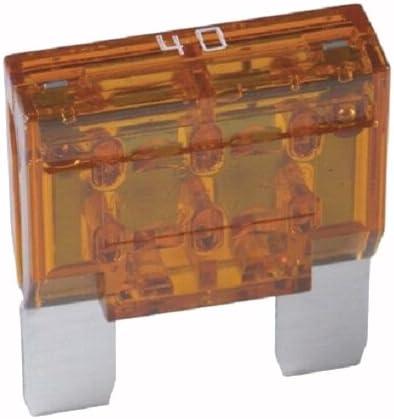 Automotive Fuse MAX 1 Pack Bussmann BP//MAX-40-RP MAXI Card 40 Amp