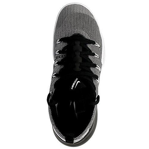 Mens Nike Hypershift TB Basketball Shoe Black Size 10 Owedmx