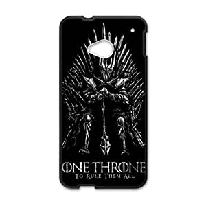 HTC One M7 Cell Phone Case Black Game of Thrones ith