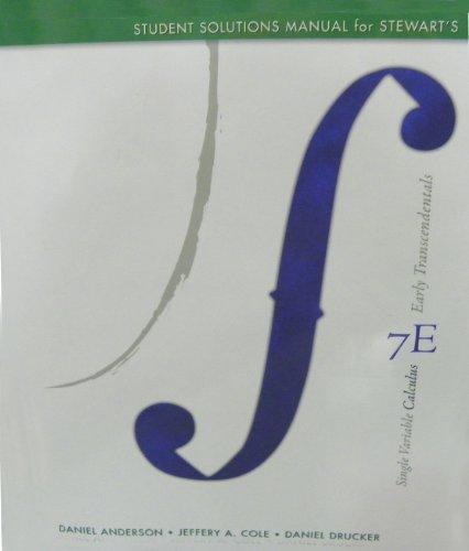 calculus stewart 6th edition answer
