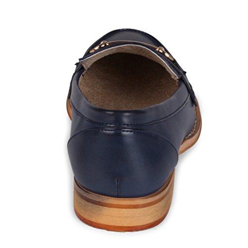 Chaussures Recherchées Femmes Cititime Slip-on Mocassins Marine