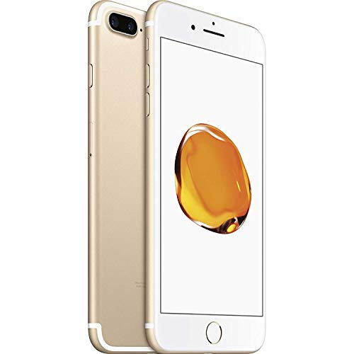 Apple iPhone 8 Plus, GSM Unlocked, 64GB - Gold (Renewed) (Pink Straight Talk Phones)