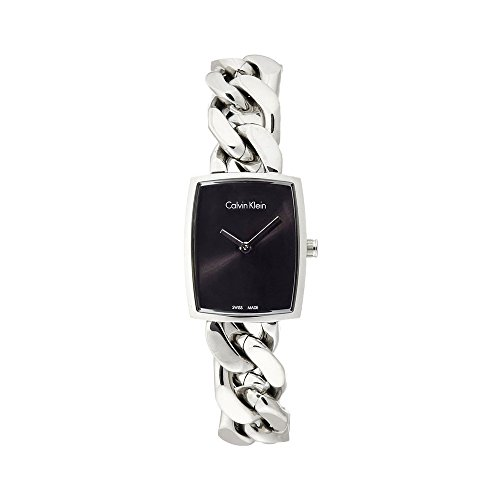 Calvin Klein Amaze Women's Quartz Watch K5D2M121 (Women Klein Watches Calvin)
