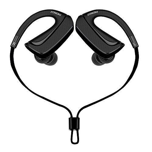 Nv-gu Bluetooth Headphones, Wireless 4.1 Magnetic Earbuds In-Ear Stereo Earphones Running headsets,IPX4 Sweatproof...