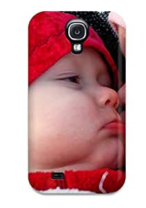 Snap-on Babies Kissed Case Cover Skin Compatible With Galaxy S4