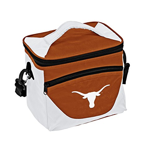Collegiate 9-Can Halftime Cooler with Front Dry Storage Pocket and Shoulder Strap