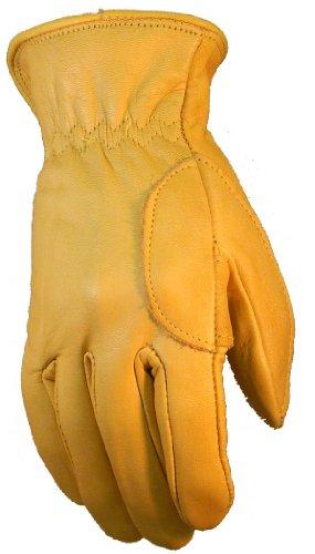 Saranac SWM100 51301 Heartland Gold Medium Gloves by Saranac
