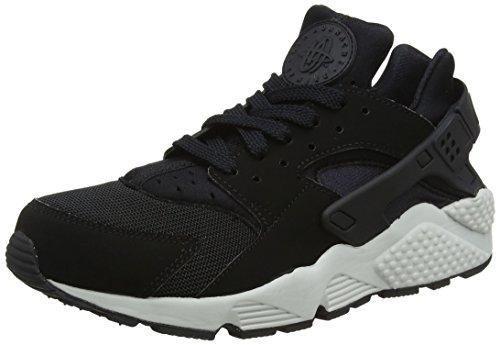da Nero Scarpe 045 Black Blac Uomo Huarache Air Pure Black Ginnastica Platinum Nike fwRTqtxS