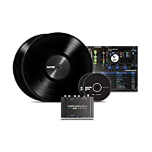 Denon DJ DS1 | Pocket-Sized Digital Vinyl Audio Interface with full Serato DJ & Serato DVS download (2-channel/24-bit/96kHz)