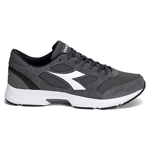 BIANCO Men's GRIGIO C4061 Diadora Shoes 4Udqn0HUIw