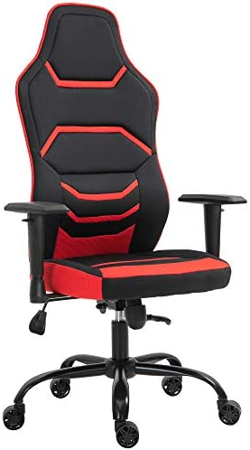 Vinsetto High Back Racing Style Gaming Office Chair Home Computer Task Seat on Wheels
