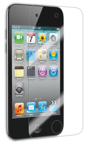 iPod Touch Screen Protector, IQ Shield LiQuidSkin Full Cover