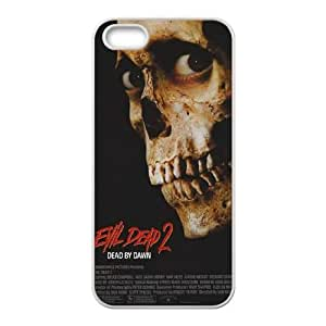 YUAHS(TM) Cover Case for Iphone 5,5S with Evil Dead YAS377320