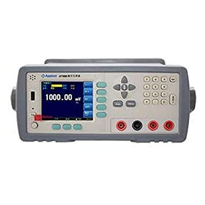 New Digital Multimeter 210K 3.5'' TFT LCD DCV Accuracy 0.01% RS232 USB Port AT188