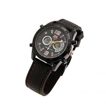 FC Barcelona Reloj de pulsera Watch Mens cl: Amazon.es: Deportes y aire libre