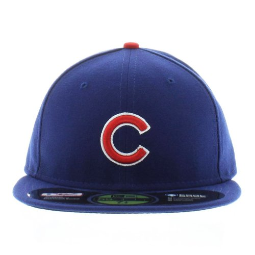MLB Chicago Cubs Authentic On Field Game 59FIFTY Cap, 7 1/4, Royal