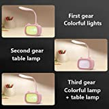 EFXPRR Flexible Daylight Desk Lamp Eye-Caring LED