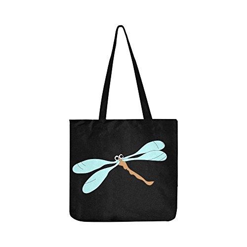 Mosquito Wings Long Sucker Insect Blood Legs Canvas Tote Handbag Shoulder Bag Crossbody Bags Purses For Men And Women Shopping Tote -