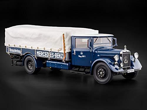 CMC/シーエムシー メルセデスベンツ LKW レーシングトランスポーター LO 2750 1934-1938 B07SBJFJDN
