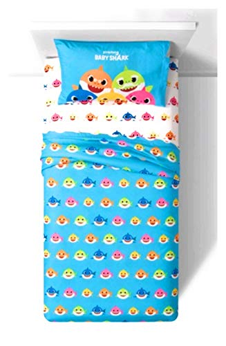 Baby Shark Bedding Twin Size 3 P...