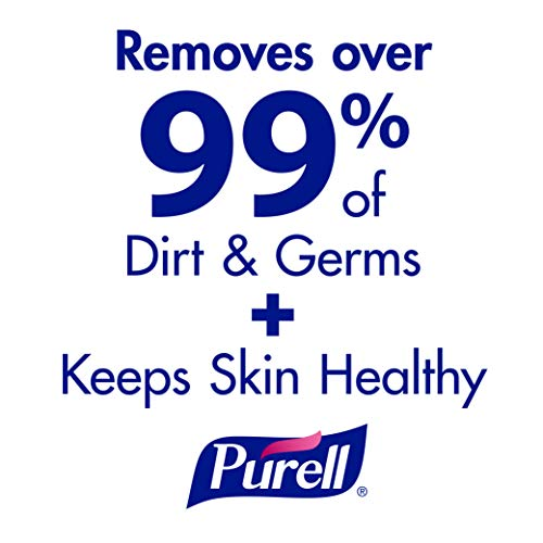 41dLCEd4gpL - PURELL Hand Sanitizing Wipes, Alcohol Formula, Fragrance Free, 300 Count Individually Wrapped Hand Wipes - 9020-06-EC