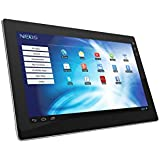 NEOS Google Certified Android HD 15 Inch 10 Point Touch Screen All In One Smart Tablet PC Computer With Onkyo Stereo, 5MP Webcam, 16GB Internal Storage, USB, Card Reader, Ethernet Jack