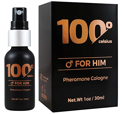 Cologne For Men [Attract Women]-Aphrodisiac Perfume To Boost Your Pheromones Presence - Bold, Extra Strength Human Pheromones Formula -(Human Grade Pheromones to Attract Women) (Best Aphrodisiac For Women)