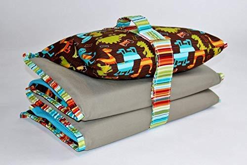 (Nap Mat Cover for Kindermat - Pick a Print)