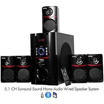 Amazon.com: Logitech X-530 5.1 Speaker System: Electronics