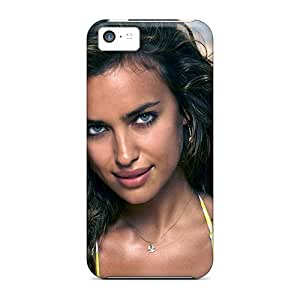 AeO1183AGLG Snap On Case Cover Skin For Iphone 5c(irina Shayk)