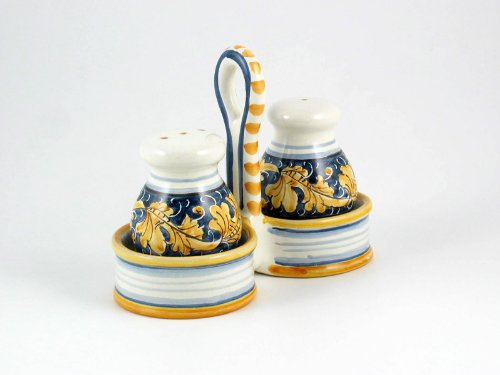 Italian Ceramic Salt - 3