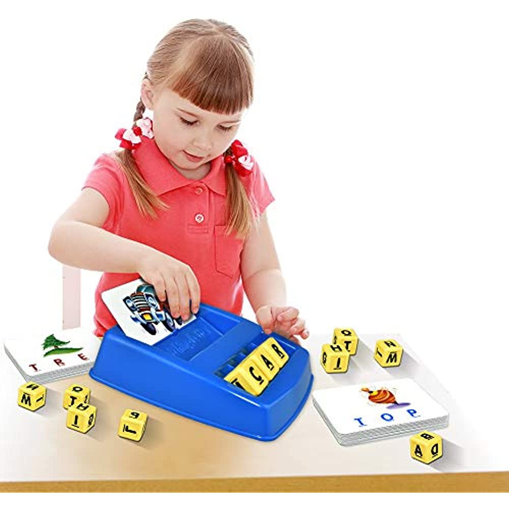 Educational Toys For 3-8 Year Olds Boys Girls, TOPTOY ...