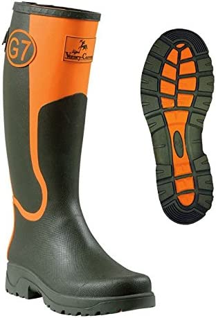 boots 42 ligne carron pointure g7 verney bottes homme 2WHED9I
