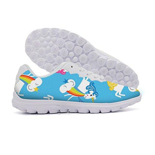 Ddkafjfj Modello Giraffe Animalier Donna Sneakers Supra Basket Sneakers Traspiranti Leggere Bianche2