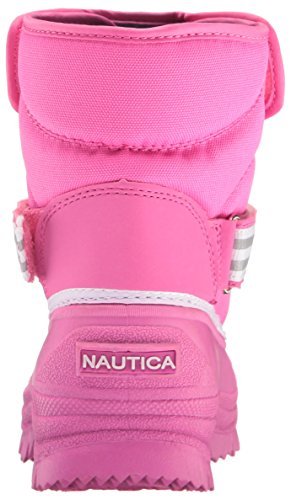 Pictures of Nautica Girls' Port Snow Boot Pink 10 3E280AJL Pink 10 M US Toddler 8