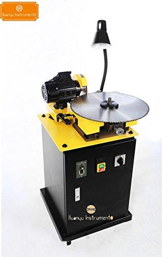 MR-Q8 Circular Saw Blade Grinder Sharpener Gear Grinding sharpening Machine (110V) by Huanyu Instrument