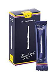 Vandoren CR1025 Bb Clarinet Traditional ...