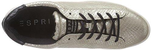 Esprit Mega Snøre Dame Sneakers Beige (230 Kamel) LvLNT22CN