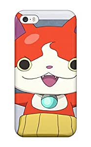 Durable Case For The Iphone 5/5s- Eco-friendly Retail Packaging(gogoanime Youkai Watch)