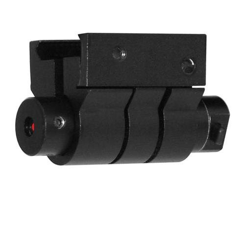 NcStar Mini Low Profile Class IIIA Laser Sight, Max Output: <5mw, Black